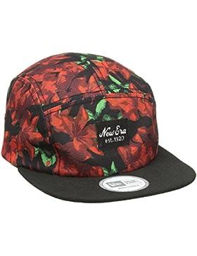 New Era Baseball Cap Mütze Orchid Camper - Gorra para hombre, color Rojo, talla Talla única