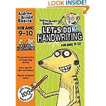 Let's do Handwriting 9-10 (Andrew Brodie Basics)