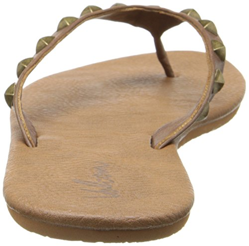 Legit Volcom 2015 Brown Sandals Pretty Summer 5qxnORq
