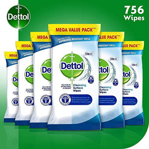 Dettol Wipes...