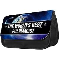 Mundial de mejor farmacéutico estuche/Make up bolsa 136