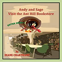 Andy and Sage: Visit the Ant Hill Bookstore (English Edition)
