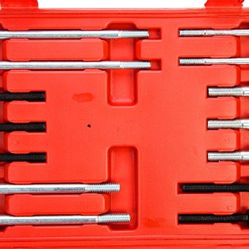Levigatore x cilindri a 2 bracci 19-56 mm testa da 30 mm Bgs 1155