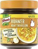 Knorr Hühner Kraftbouillon im Glas Ergiebigkeit, 10er Pack (10 x 4.4 l)