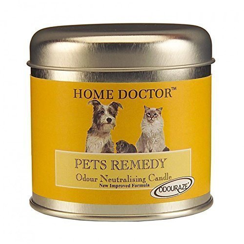 Colony Wachskerze in Blechdose Pets Remedy