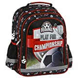 Football Grand Sac a Dos école Loisirs Moto Sport, Cartable Ballon Champion Club Football