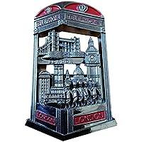 Metal Imán de Londres Cabina de Teléfono todo souvenir Big Ben de Londres Puente ...