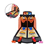 Best Basketball Players - Leegoal Basketball Shooting Game, 2-Player Desktop Table Mini Review