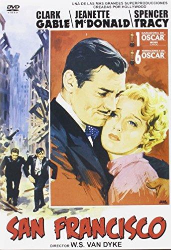 San Francisco (DVD) - W.S. Van Dyke -