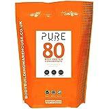 Protéine Concentrée Pure Whey 80 Italien Vanille Milkshake-2kg