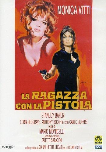 Bild von La ragazza con la pistola [IT Import]