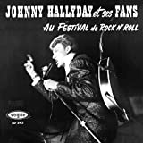 Johnny Hallyday Et Ses Fans Au Festival Du Rock 'N' Roll (LP N°02) - Paper Sleeve - CD Vinyl Replica Deluxe + 9 Titres Bonus