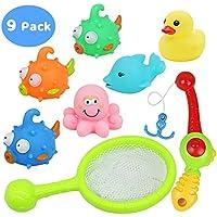 yoptote Badewannenspielzeug Wasserspiel