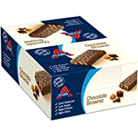 16 Pack Atkins 60g Advantage Chocolate Brownie Bars