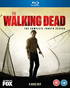 The Walking Dead - Season 4 [Blu-ray] [2014]