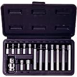 KS Tools 911.5020 Coffret d'embouts Torx 15 pièces T20/25/30/40/45/50/55