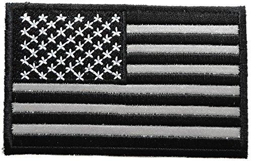 ecusson-drapeau-usa-us-gris-noir-bande-reflechissante-visible-de-nuit-biker-thermocollant-75x5-cm-pa