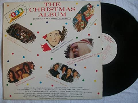 The Christmas Album [Vinyl LP]