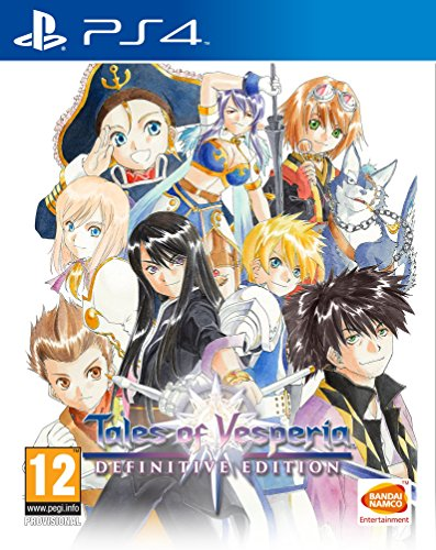 Tales Of Vesperia Definitive Edition (PS4) Best Price and Cheapest