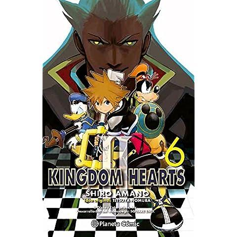Kingdom Hearts II - Número 6