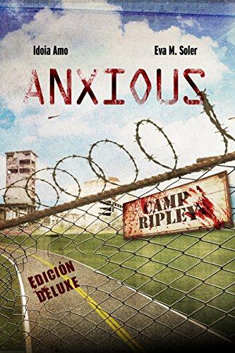 Anxious (Spanish Edition)