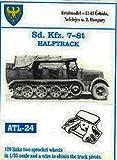 Friulmodel ATL24 1/35 Metal Track Link S...