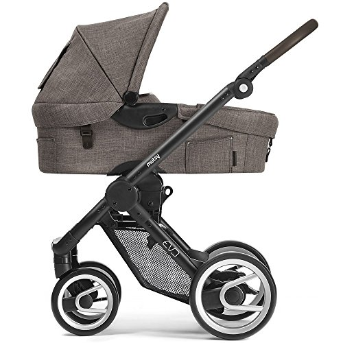 Mutsy Kinderwagen EVO - Farmer earth / black - Modell 2016
