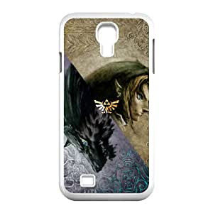 The Legend of Zelda Twilight Princess Samsung Galaxy S4 9500 Cell Phone Case White yyfD-291812