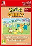 Pokémon Quest Triple Expedition Pack DLC    Switch - Version digitale/code