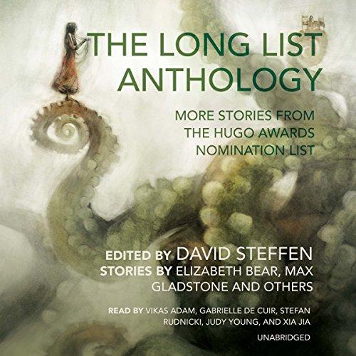 The Long List Anthology  Audiolibri