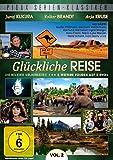 Glückliche Reise - Vol. 2 - Weitere 8 Folgen der beliebten Urlaubsserie (Pidax Serien-Klassiker) [2 DVDs]