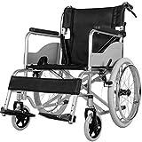 T-Day Rollstühle Rollstühle, Aluminium Rollstuhl, Rollstühle Klappleicht Selbstfahrer Mit Armlehne Und Portable (Farbe : C)