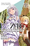 Re:Zero (manga) nº 02: Empezar de cero en un mundo diferente. Volumen 1. Primer día en la capital. Primera parte (Manga Shonen)