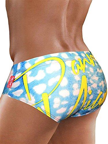 Danny Miami Sea Blue Brief Swimwear Multi Mehrfarbig