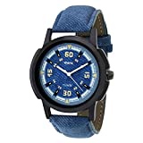 Oura Round Casual Ware Blue Dial Watch F...