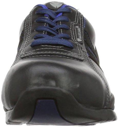Maxguard Linus, Chaussures De Sécurité Unisexe Adulte Noir (schwarz (schwarz / Blau))