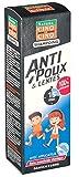CINQ SUR CINQ - Shampooing anti poux & lentes LAVANDE - 100 ml