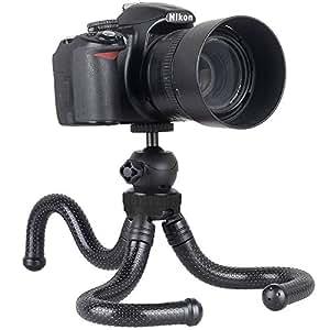 Kamron GP-01 Multi-Functional, Flexible Mini Tripod for Go-Pro, DSLR Cameras