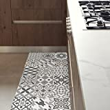 MAMUT Big Design Alfombra DE Cocina Antideslizante e