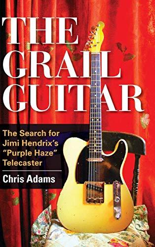 Adams Vintage Rock (The Grail Guitar: The Search for Jimi Hendrix's Purple Haze Telecaster)