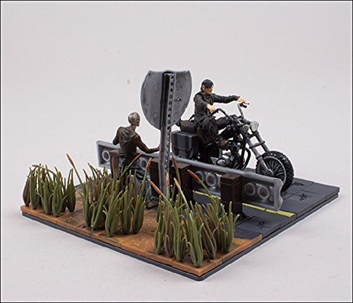 Walking Dead Tv Building Set Daryl Dixon 5