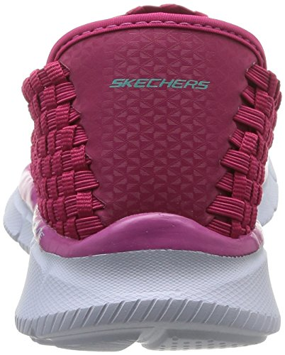 Skechers Equalizer Dream On, Chaussures de sports en salle femme Rose (Pnk)