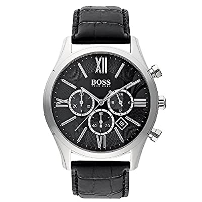 Hugo Boss De los hombres Men's Chronograph Analógico Dress Cuarzo Reloj 1513194 de Hugo Boss