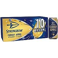 Strongbow Cloudy Apple, 10 x 440ml