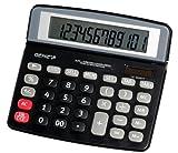 Genie MPA 12-stelliger Tischrechner ) schwarz