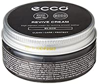 ECCO Unisex-Adult Revive 50ml Cream, Black, 50.00 ml