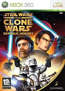 Star Wars: The Clone Wars - Republic Heroes (Xbox 360)