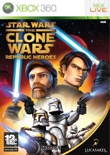 Price comparison product image Star Wars: The Clone Wars - Republic Heroes (Xbox 360)