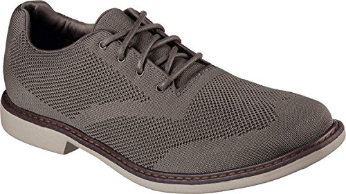 Mark Nason Skechers Men's hardee Oxford,Taupe,US 16 - Nason Skechers Mark