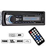 GHB Autoradio Bluetooth Auto Stereo Audio Ricevitore In-Dash Radio FM MP3 Player Aux SD Card USB con...